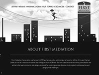 First Mediation web