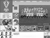 HNS | CFF (Hrvatski nogometni savez | Croatian Football Federation) web