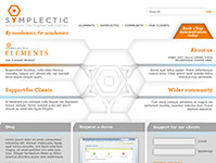 Symplectic web